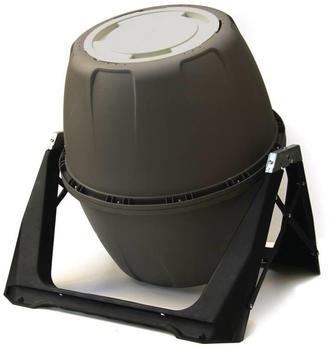 UPP Trommel-Komposter 180 Liter braun