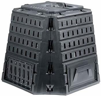 Prosperplast Biocompo 500 Liter schwarz