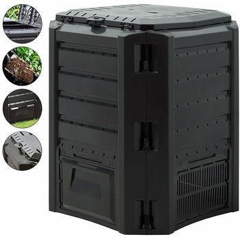 prosperplast-garden-composter-380l-black