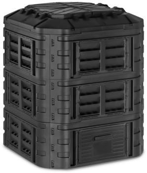 Hillvert Gartenkomposter 860L schwarz (HT-M-COMP-860)
