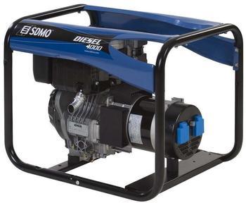 SDMO Diesel 4000