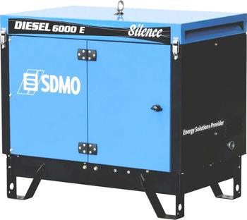 SDMO 6000 E AVR SILENCE