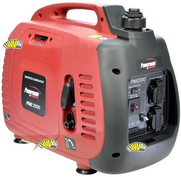 Pramac Powermate PMi 2000
