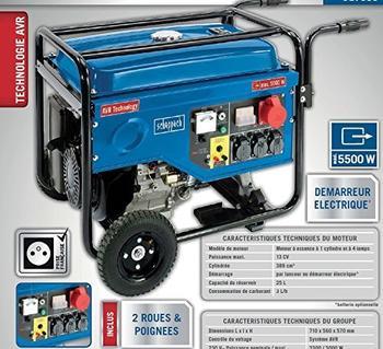 Scheppach SG7000