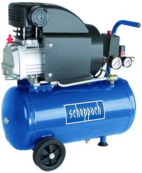 Scheppach Kolben-Kompressor HC25