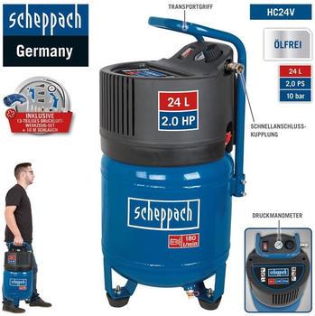Scheppach HC24V Set