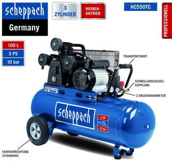 Scheppach HC550TC