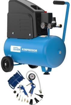 Güde Kompressor 220/8/24 13 Tlg.