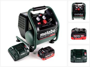 Metabo Power 160-5 18 LTX BL OF (1 x 8,0 Ah + Ladegerät)