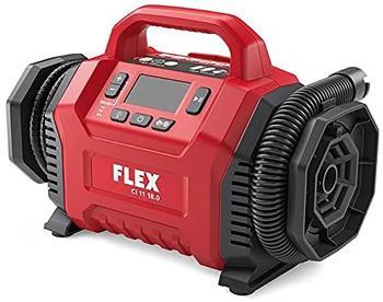 Flex Equipos de Descanso Flex CI 11 18.0 (ohne Akku und Ladegerät)