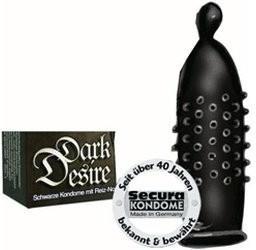 Secura Dark Desire Kondome (24 Stk.)