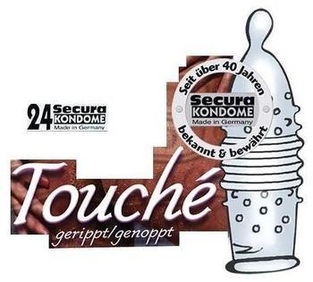Secura Touché Kondome (24 Stk.)