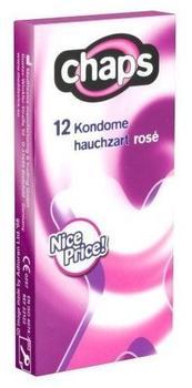 Chaps feeling rosé hauchzart Kondome (12 Stk.)