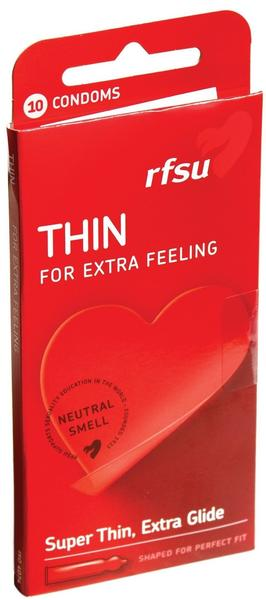 RFSU Thin Kondome (10 Stk.)