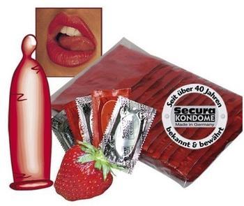 Secura Red Sin Kondome (100 Stk.)
