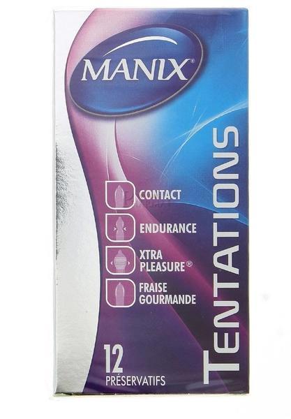 Manix Tentations (12 Stk.)