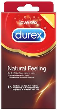 Durex Natural Feeling (16 Stk.)