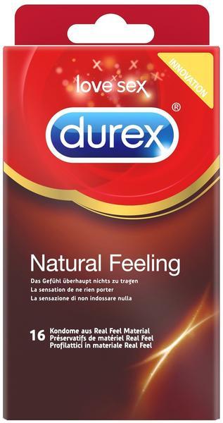 Durex Natural Feeling (16 Stk.)