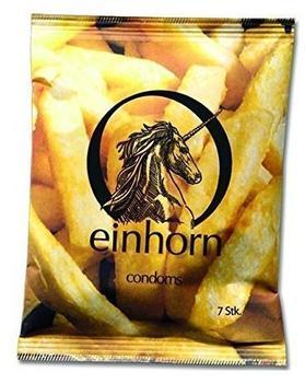 einhorn Foodporn Kondome (7 Stk.)
