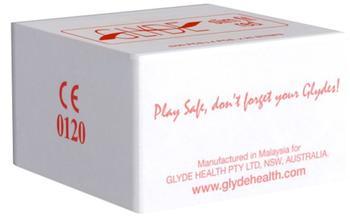 Glyde Slimfit Red (100 Stk.)