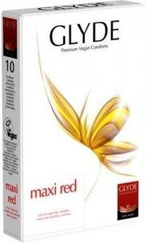 glyde-maxi-red-10-stk