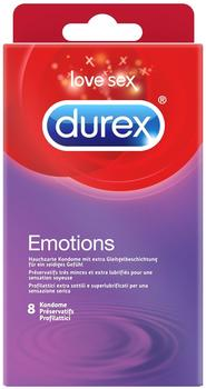 Durex Emotions (8 Stk.)