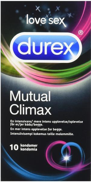 Durex Mutual Climax (10 Stk.)