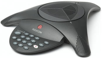 Polycom SoundStation 2 (ohne Display) + ISDN-Adapter