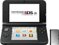 Nintendo 3DS XL silber