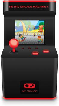My Arcade Retro Arcade Machine schwarzrot