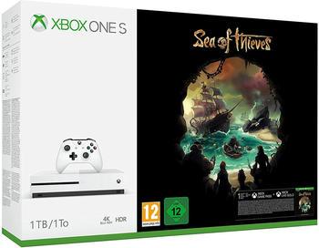 Microsoft Xbox One S 1TB Sea of Thieves Bundle