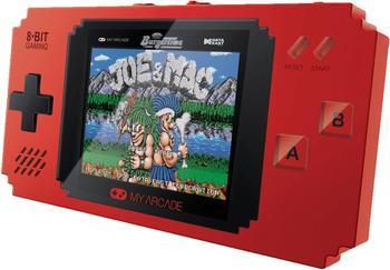 MyArcade Pixel Player - Handheld Konsole (300 Spiele)