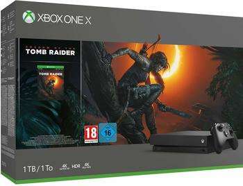 Microsoft Xbox One X Shadow of the Tomb Raider Bundle