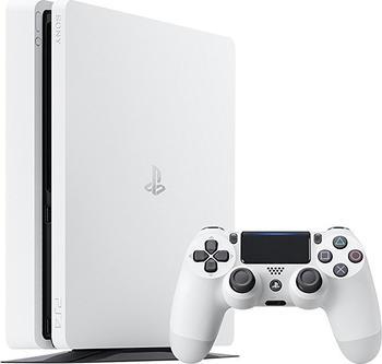 Sony Computer Entertainment Playstation® 4 Slim 500GB Weiß