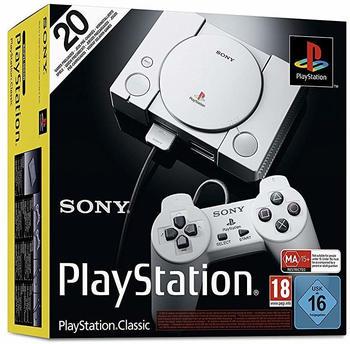 Sony Playstation Classic grau