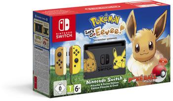 Nintendo Nsw Konsole + Pokémon Let´s Go Evoli