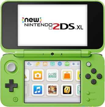 Nintendo New Nintendo 2DS XL - Minecraft Creeper Edition