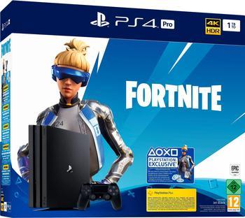Sony PlayStation 4 (PS4) Pro 1TB Fortnite Neo Versa Bundle