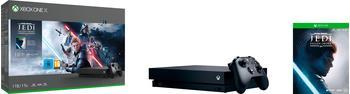 Microsoft Xbox One X 1TB + Star Wars: Jedi - Fallen Order