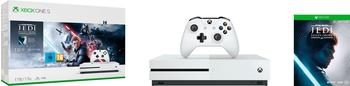 Microsoft Xbox One S 1TB + Star Wars Jedi: Fallen Order