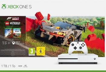 Microsoft Xbox One S 1TB + Forza Horizon 4 LEGO Speed Champions