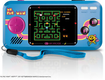 dreamGEAR My Arcade Ms. Pac-Man Pocket Player