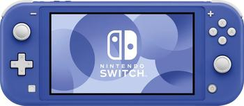 Nintendo Switch Lite, Blau