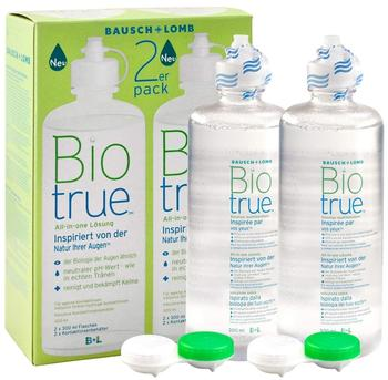Bausch & Lomb Biotrue All-in-one Lösung (2 x 300ml)