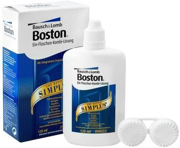 Bausch & Lomb Boston Simplus (120ml)