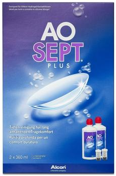 Ciba Vision AO Sept Plus Vorratspackung (2 x 360ml)