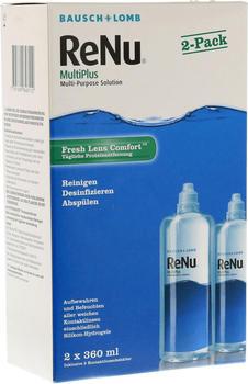 Bausch & Lomb ReNu MultiPlus Fresh Lens Comfort (2 x 360ml)
