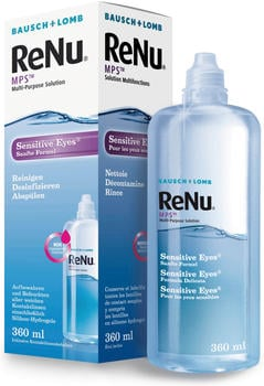 Bausch & Lomb ReNu MPS Sensitive Eyes (360ml)