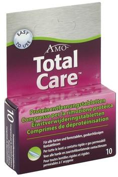 Amo Total Care Proteinentferner (10 Tabletten)