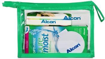 Alcon Opti-Free PureMoist Lösung 90 ml + Tasche Reiseset